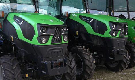 Apoio para a renovação de tratores agrícolas